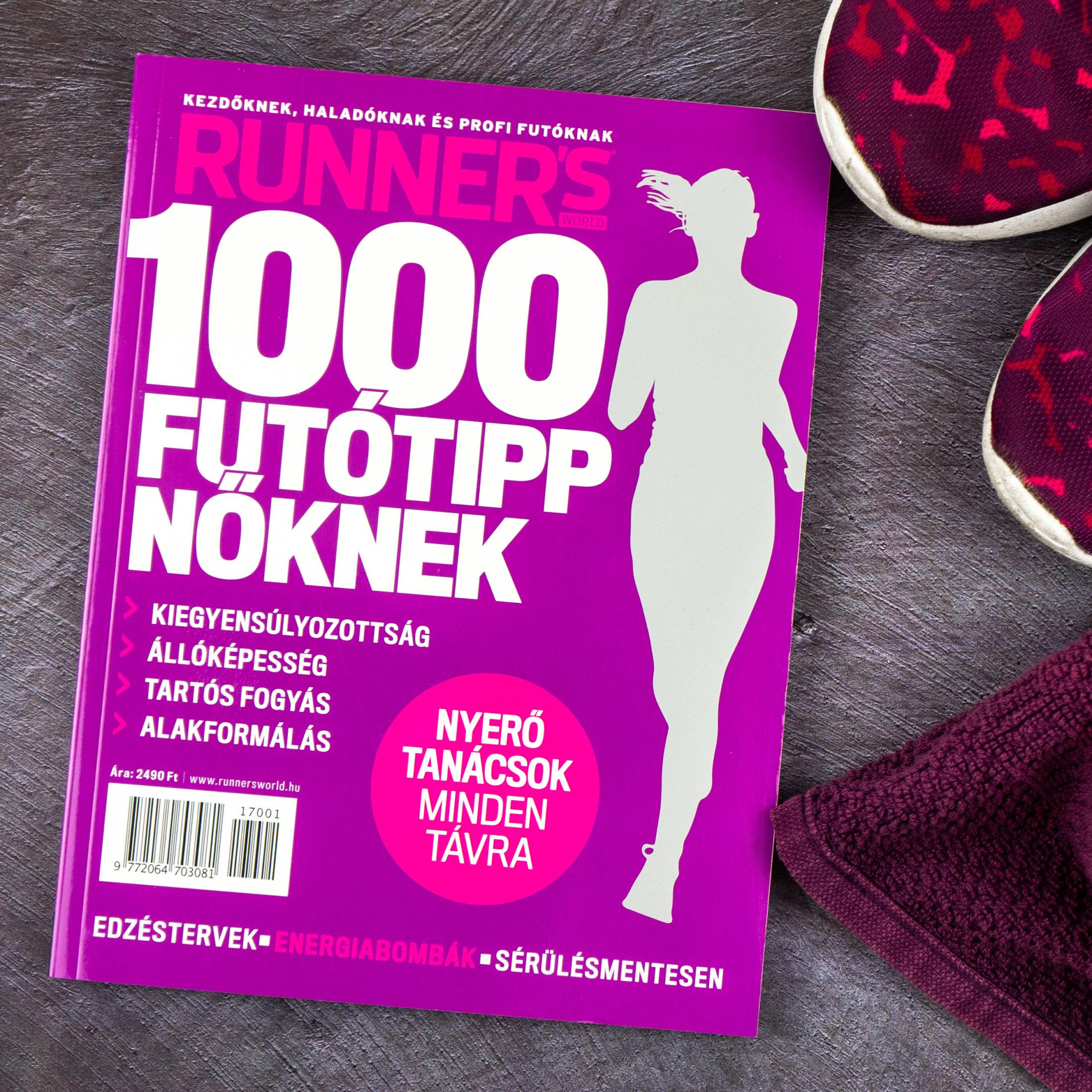 1000 Futótipp nőknek