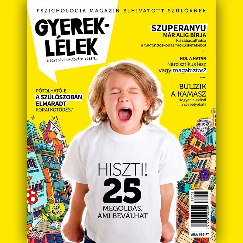 Gyereklélek magazinok