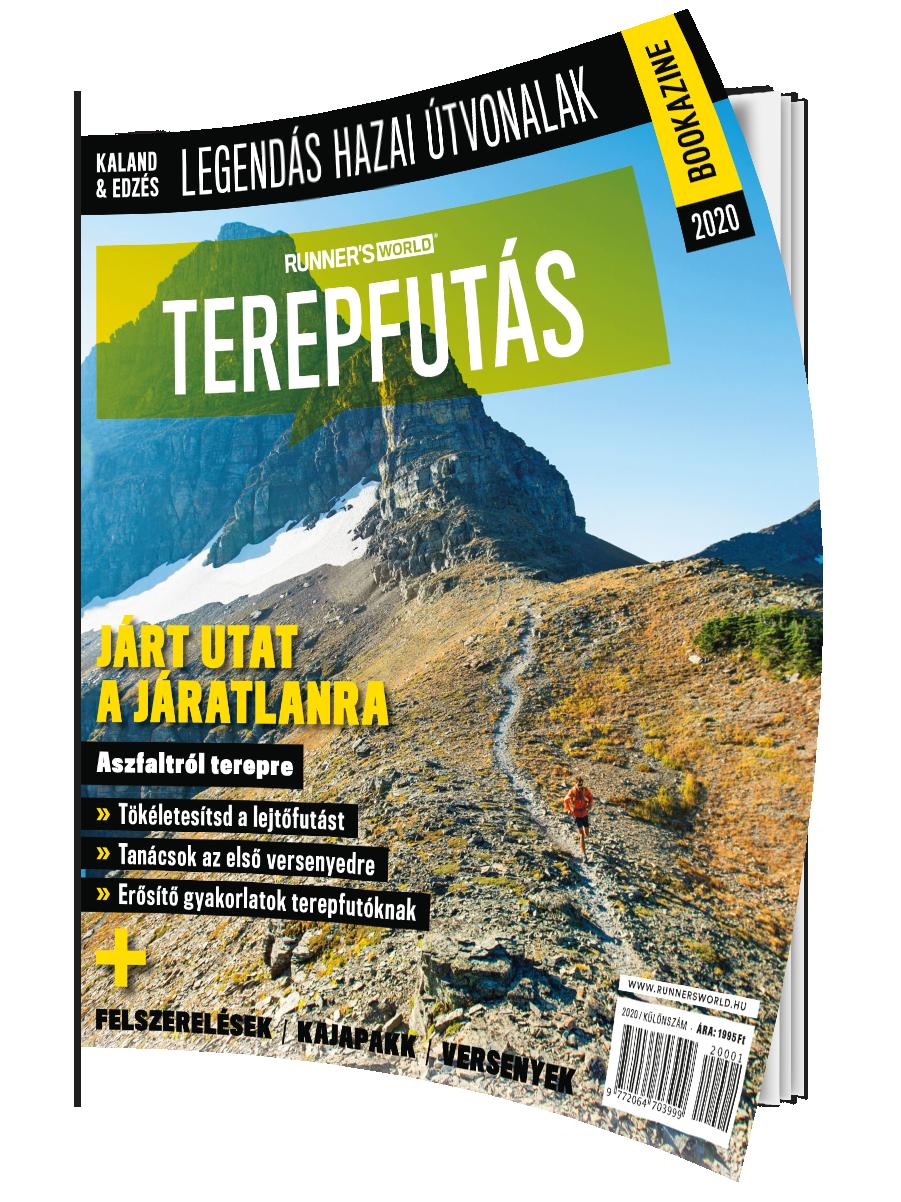 Runner's World Terepfutó magazin
