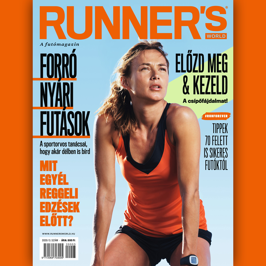 Runner's World 2020/03 (digitális verzió)
