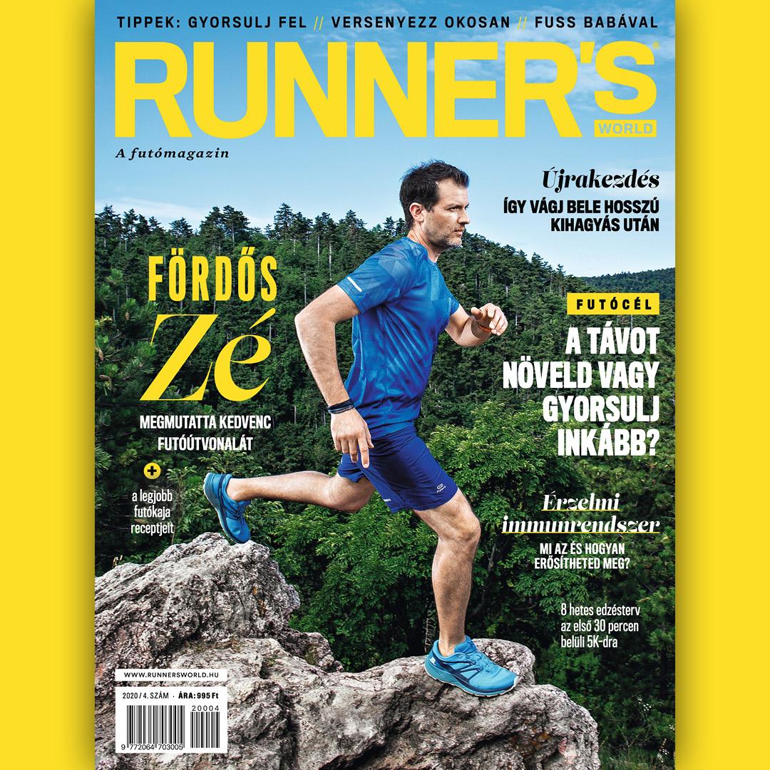 Runner's World 2020/04 (digitális verzió)